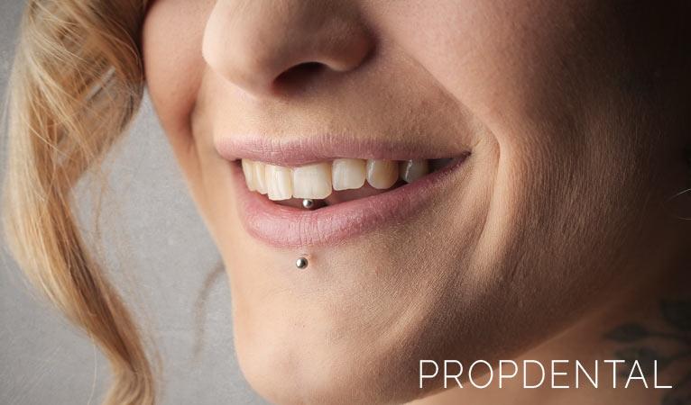 Piercing en la boca: ¿Qué complicaciones tiene?