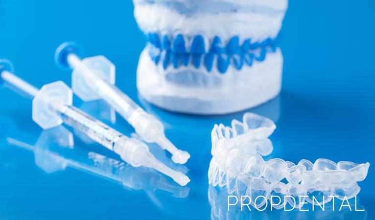 Blanqueamiento dental con férulas: ¿Es eficaz?