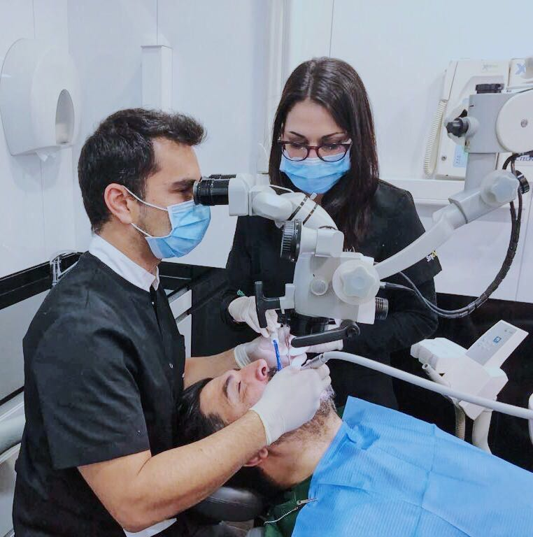 Dentista en Madrid Tony Aguilar