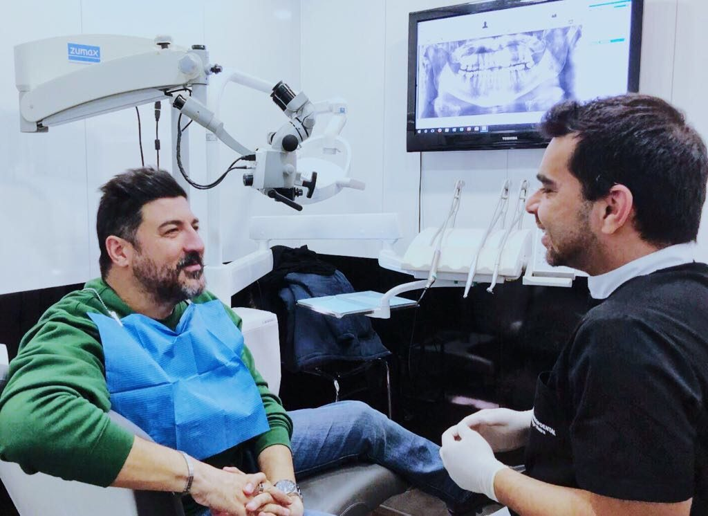 Propdental Madrid Tony Aguilar