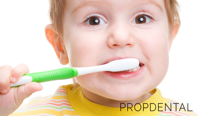 La salud oral del bebé: cuida de su sonrisa
