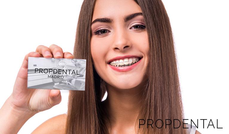 Ortodoncia para adultos en Madrid