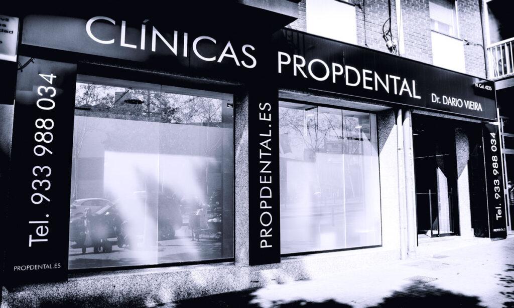 Clinica dental Barcelona Dario vieira pereira