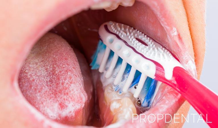 ¿Cómo mejorar mi técnica de cepillado dental?