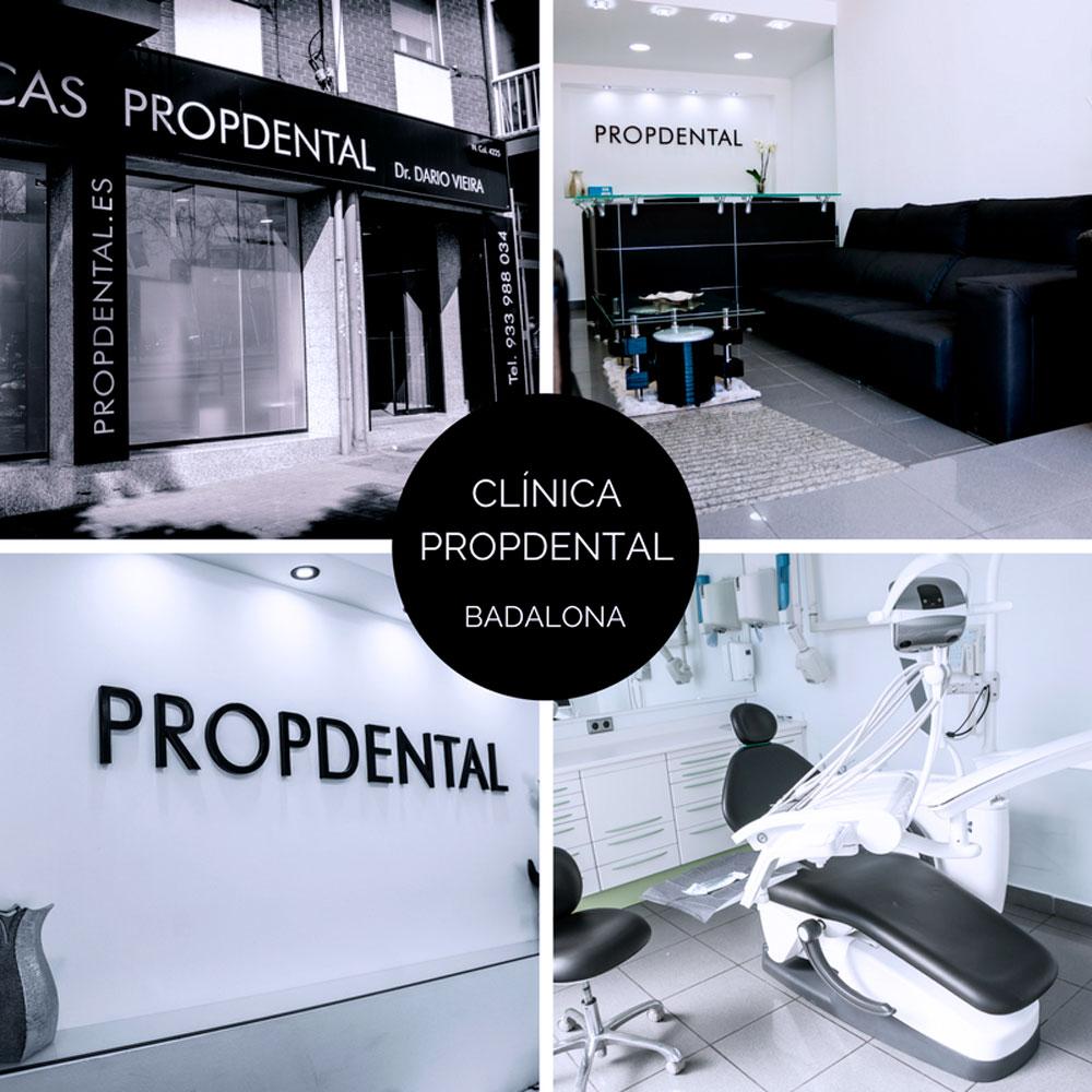 dentista clínica dental Santa Coloma Gramenet