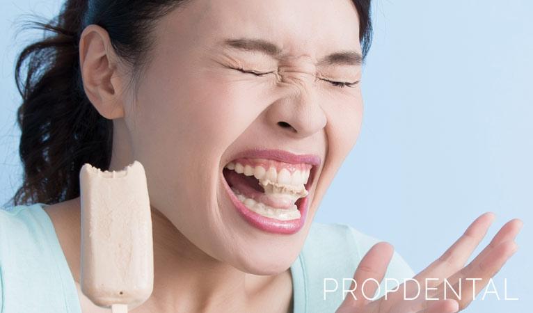 ¡Di adiós a los dientes sensibles!