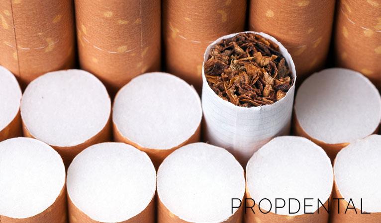 dia mundial sin tabaco efectos y prevención bucodental