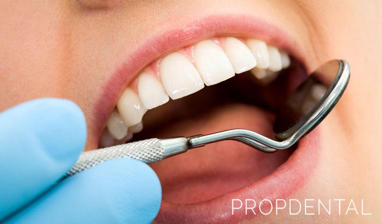 Problemas bucodentales relacionados con la saliva