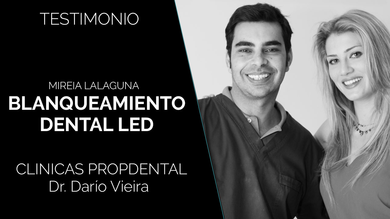 testimonio blanqueamiento dental led
