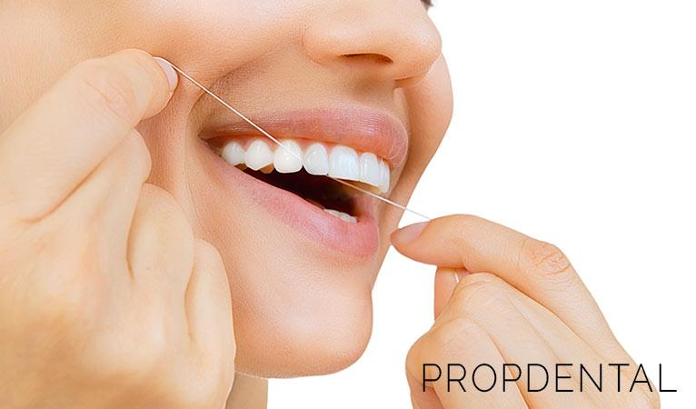 Prevención de las encías inflamadas