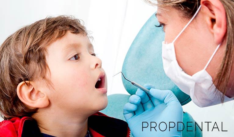 Salud bucal en la infancia: Cuida los dientes de leche