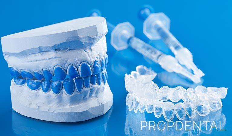 Blanqueamiento dental en casa: las claves