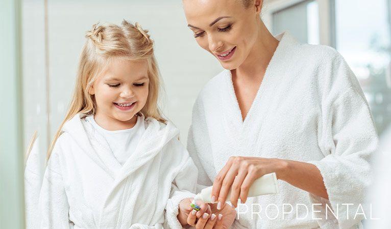 cepillado dental en niños las claves