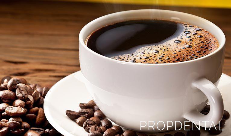 dia internacional del café que efectos tiene sobre los dientes