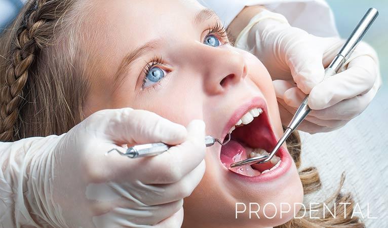 el miedo al dentista en niños