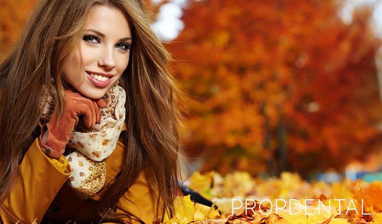 este otoño no descuides salud bucodental