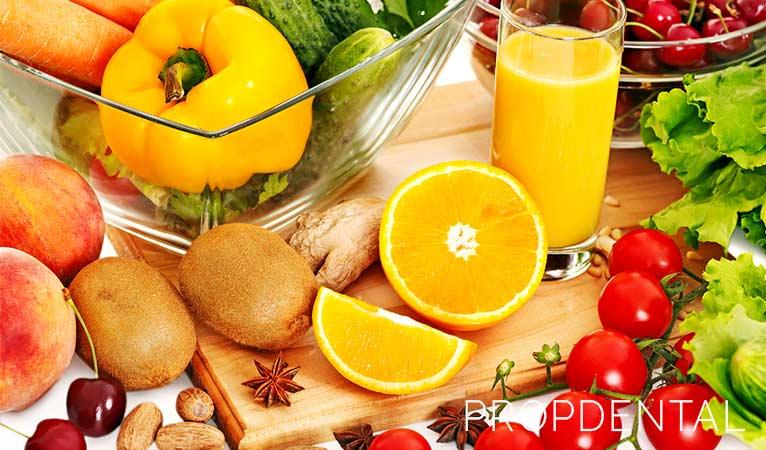 alimentos sanos y no tan sanos para tu sonrisa