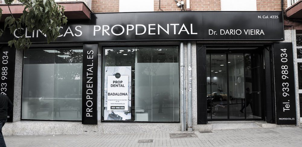 clinica dental badalona marques sant mori