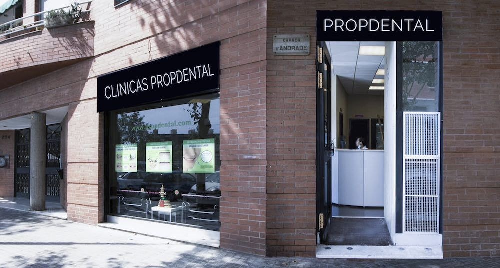 clinica dental barcelona propdental santmarti