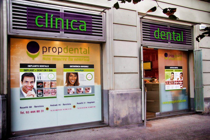 clinica propdental eixample roselló