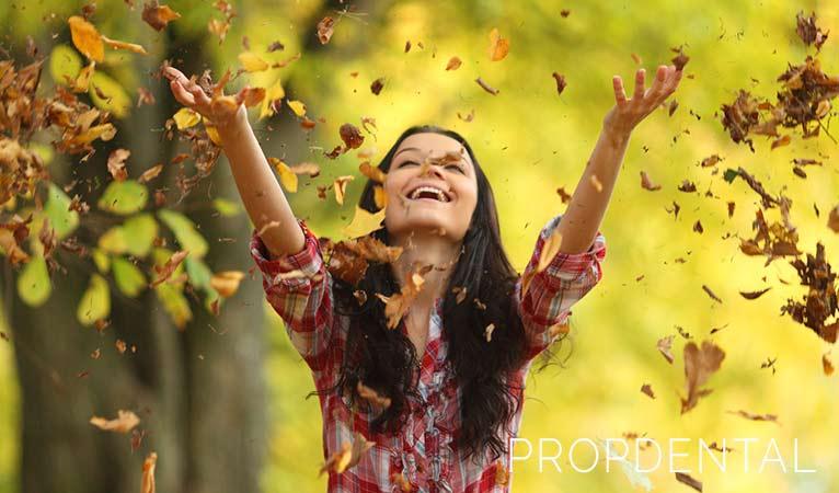 este otoño di adios al mal aliento