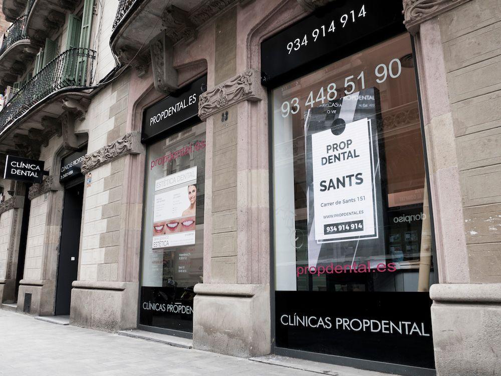 mejor clínica dental de Barcelona