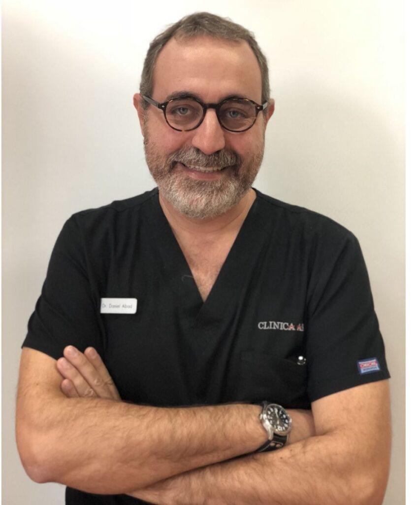 doctor Daniel Abad