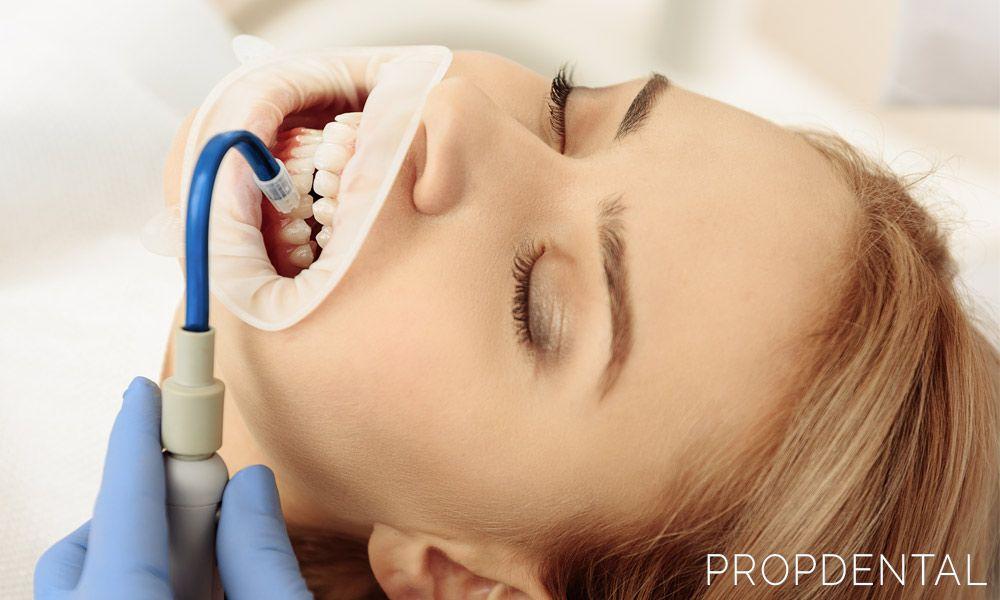sedación dentista