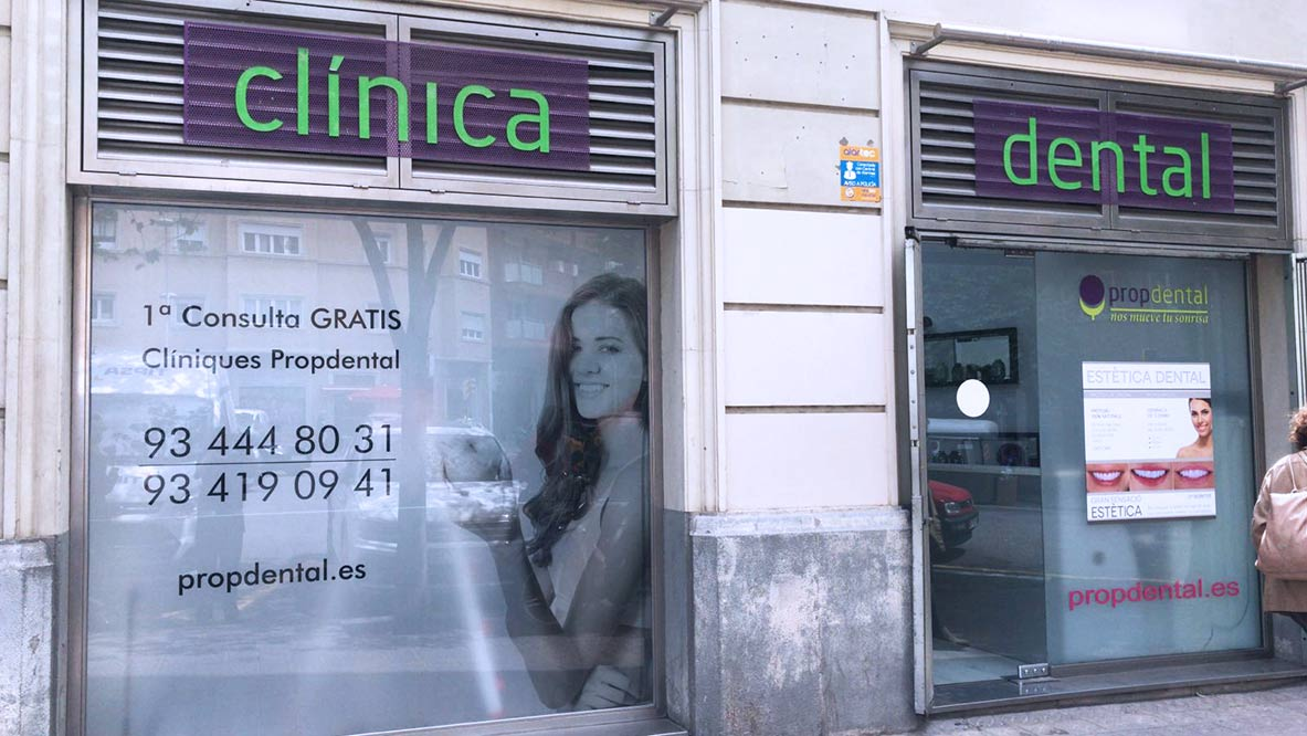 clinica dental eixample
