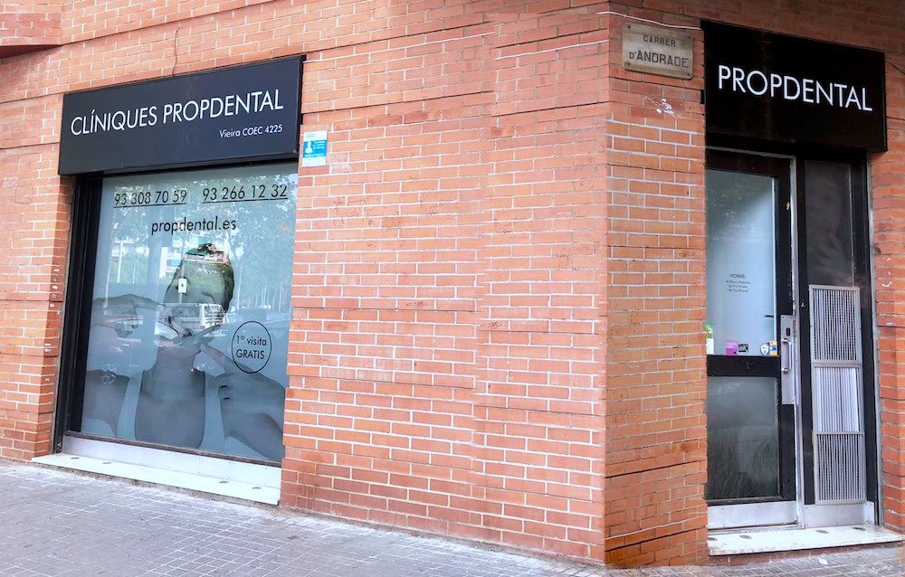 clinica propdental andrade sant marti