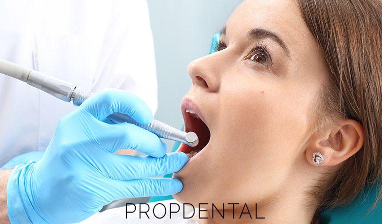 y despues de una endodoncia que