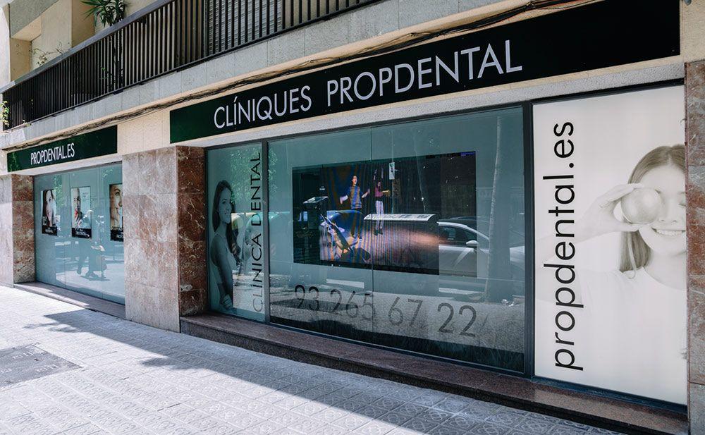 clinica propdental barcelona encants