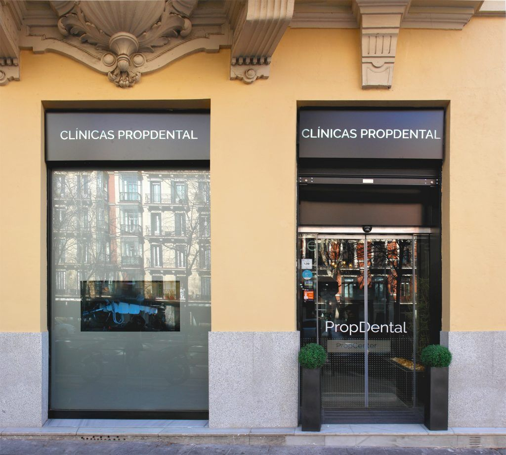 Clínica Dental Madrid Centro
