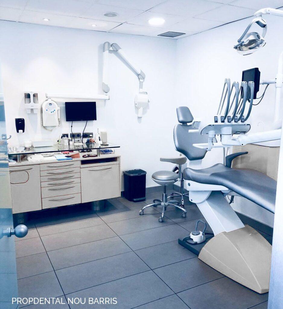 Dentista Passeig Fabra i Puig